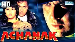 Achanak {HD} - Govinda - Manisha Koirala - Bollywood Hit Movie - (With Eng Subtitles)