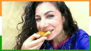 TOP 10 EXOTIC DELICIOUS INDIAN STREET FOOD YOU MUST EAT  | TRAVEL VLOG IV