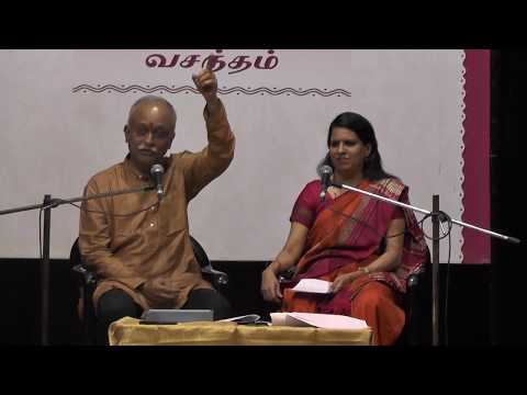 Kavingar Kannadasan l Kalangalil Avan Vasantham l Isaikkavi Ramanan | Bharathi Baskar