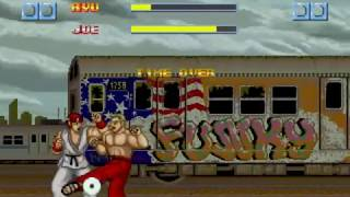 Street Fighter 1   Champion Edition - M.U.G.E.N  Fighting Game Engine