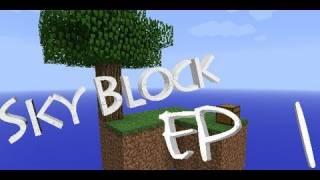 [GEJMR] Minecraft Skyblock - Příběh jak vše začalo Ep01