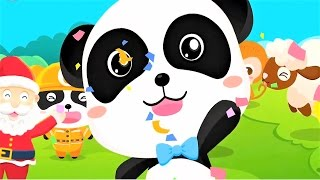 Baby Panda Game - Recognize Items And Learn New Words - Fun Educational Video Children Games