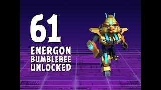 Angry Birds Transformers - Gameplay Walkthrough Part 61 - Energon Bumblebee Unlocked