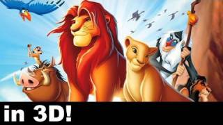 The Lion King 3D Movie Review: Beyond The Trailer