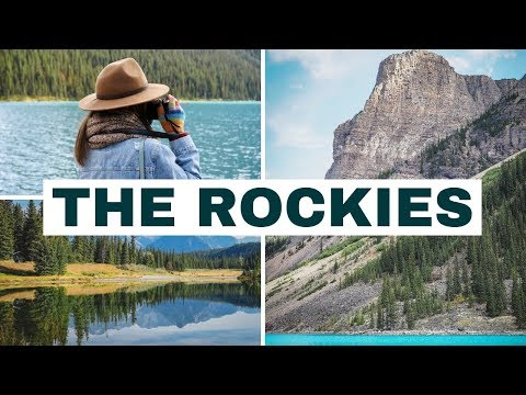 Canadian Rockies Travel Guide Canada s Most Beautiful Place To Visit