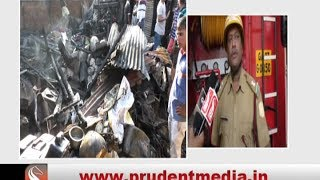 PET DOG DIES IN  CYLINDER BLAST AT TALEIGAO│Prudent Media Goa