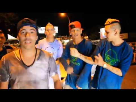 Los Nota Lokos Ft Resk t Rompelo Ahi Video Clip Oficial HD 2013