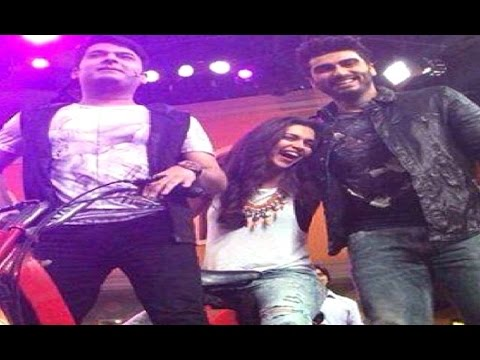 Xxx Mp4 Comedy Nights With Kapil Deepika Padukone And Arjun Kapoor Full Episode 3gp Sex