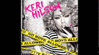 Keri Hilson Buyou (Feat. J. Cole) with lyrics / No Boys Allowed