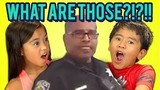 KIDS REACT TO WHAT ARE THOSE VINES COMPILATION