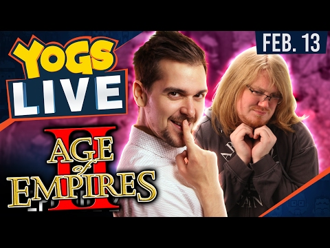 LEWIS S VALENTINE AGE OF EMPIRES 2 w Duncan & Lewis 13th February 2017
