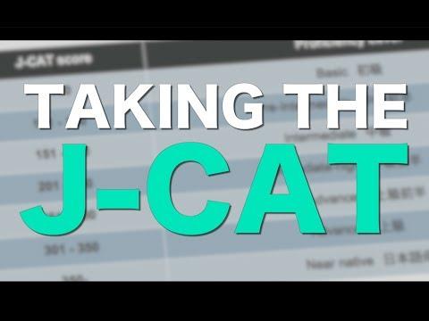 Taking the J-Cat Japanese Test After 6 Months | Vlog #21