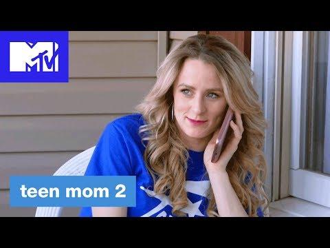 Xxx Mp4 Leah Is Ready To Date Again Official Sneak Peek Teen Mom 2 Season 8 MTV 3gp Sex