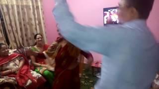 Didi Bhai ko Dance.... Dance of Sister and brother