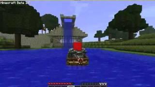 Minecraft Water Bridge