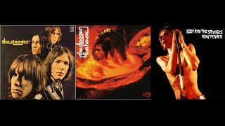 The Stooges, Fun House, Raw Power (Full Albums)