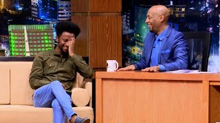 Seifu on EBS: Interview With Ashenafi Mahlet