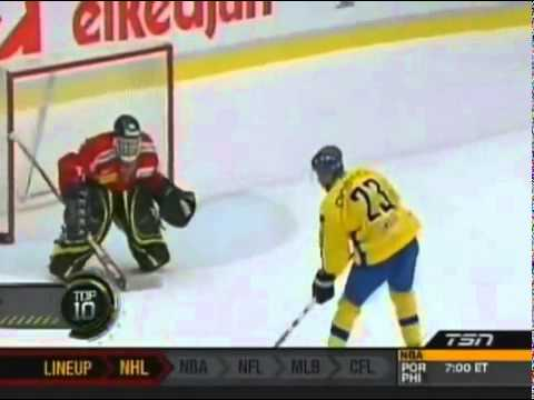 Top 10 Most Creative Hockey Shootout
