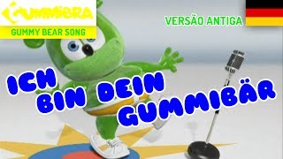 Ich Bin Dein Gummibär ~ Gummy Bear Old German Song ~ Versão Alemã Antiga