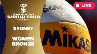 Sydney  2-Star 2017 - Women bronze - Beach Volleyball World Tour