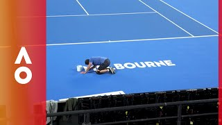 The finer details of the AO | Australian Open 2018