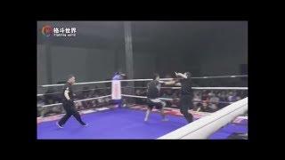 Xu Xiaodong MMA Vs Pressure Point Wing Chun - Ip Man Wing Chun Tested