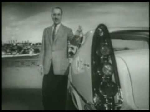 1957 DeSoto TV Ad with Groucho Marx