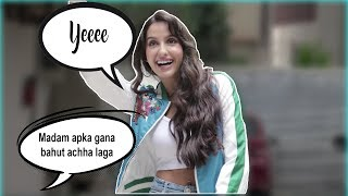 Dilbar Song | Nora Fatehi Excited At The Success Of The Song