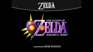 Majora's Mask - 71 Song of Frogs