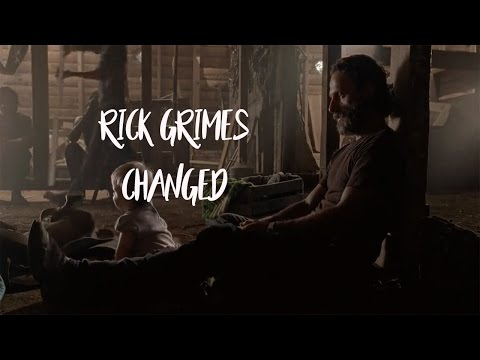Rick Grimes Changed