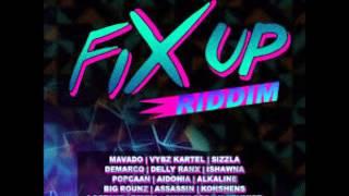 ALKALINE - FLED DEM AGO FLED | FIX UP RIDDIM | JANUARY 2015