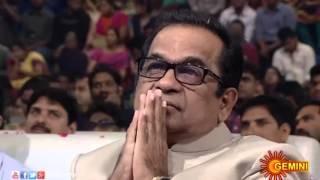 VICTORY VENKATESH  Humble speech about Brahmanandam garu @BRAHMANANDOTSAVAM
