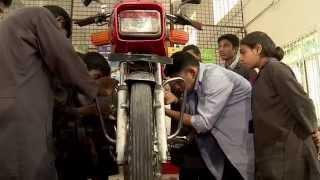 Kickstart: Bangladesh's female motorcycle service mechanics