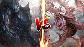 YuGiOh! WAR of the GODS ..Obelisk vs Slifer.. It's Time to DUEL!