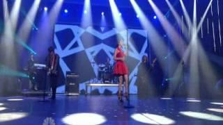 Selena Gomez - Round & Round (Live @ America's Got Talent)