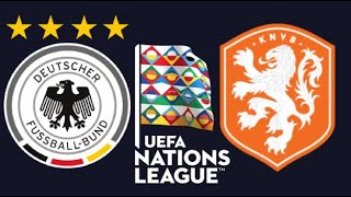 FIFA 19 GERMANY VS NETHERLANDS UEFA NATIONS LEAGUE