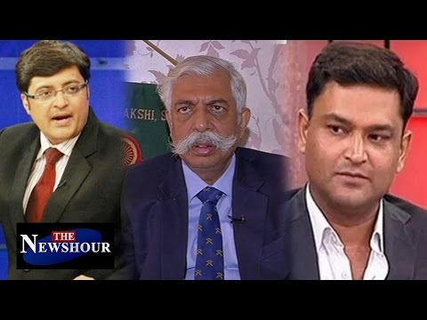 Xxx Mp4 How To Deal With Pro Pakistanis Anti Indian S The Newshour Debate 26th July 2016 3gp Sex