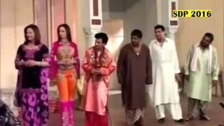 Deedar, Nargis & Tariq Tedi As Jogi , Funniest Punjabi Stage Drama clip