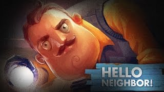 SCREW YOU - Hello Neighbor Gameplay
