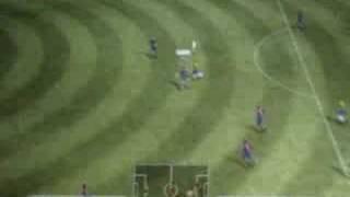 PES2008 UK Grand Final - S2dap VS Footimaster 1st Half