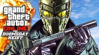 GTA 5 DLC - THE DOOMSDAY HEIST *SAVING THE WORLD* // ACT 2, PART 1!! (GTA 5 Online Heists)