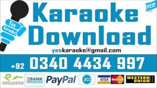 Deewaron se baatain karna - Karaoke - Asif Ali - Pakistani Mp3