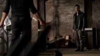 The Originals 2x05 Mikael vs Klaus