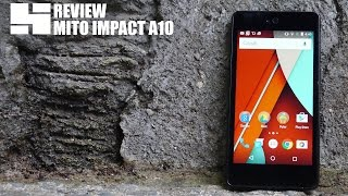 Review Mito Impact Android One