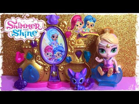 Xxx Mp4 Abrindo Brinquedo Shimmer E Shine Brinquedo Sala Do Espelho Com Boneca E Surpresas Peter Toys 3gp Sex