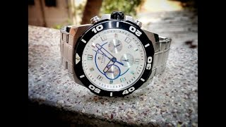 How to use Titan Chronograph Watch! | 2016 | India |