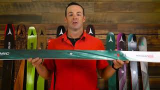 Atomic Backland 102 Skis - Women's 2018 Review