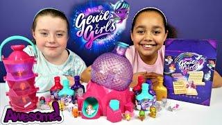 NEW Genie Girls Wish Granter - Glo Lantern - Genie Bottle Toy Challenge - Surprise Toys Opening
