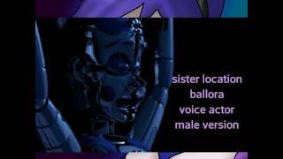 sister location ballora voice actor male version