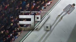 NOVO trailer da primeira serie BRASILEIRA do netflix